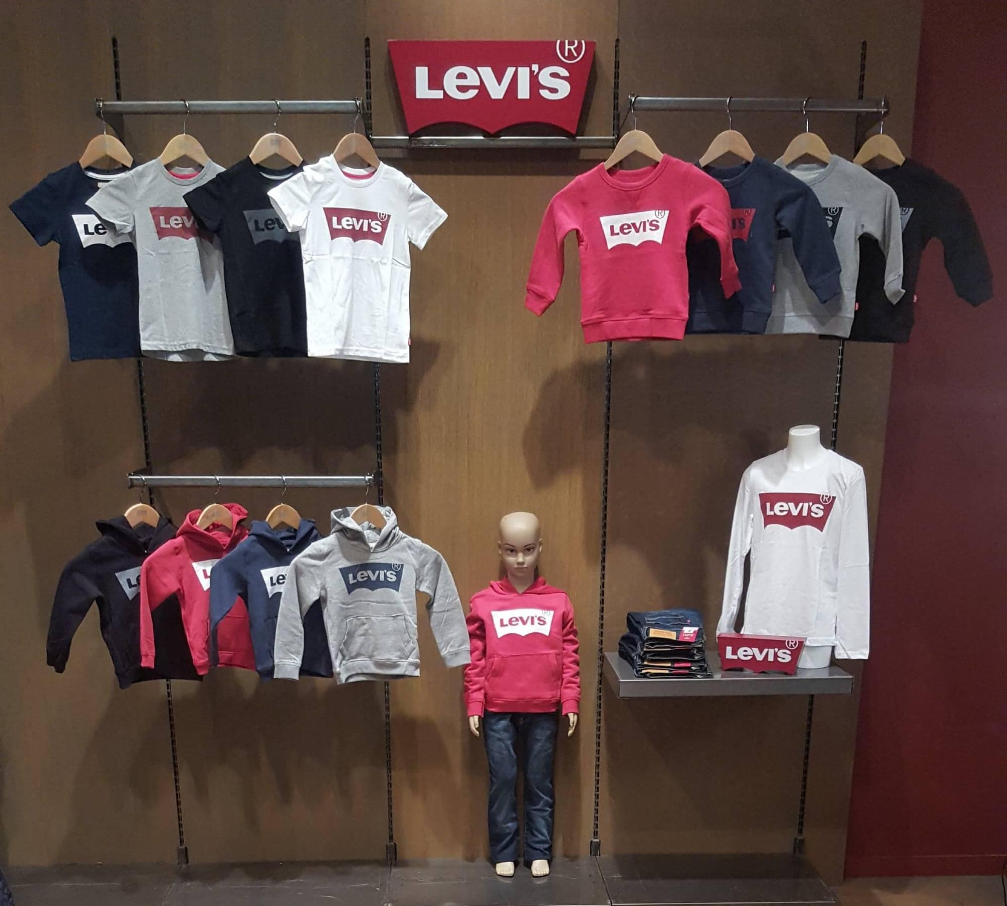 Nouvelle collection Levi's enfant hiver 2018