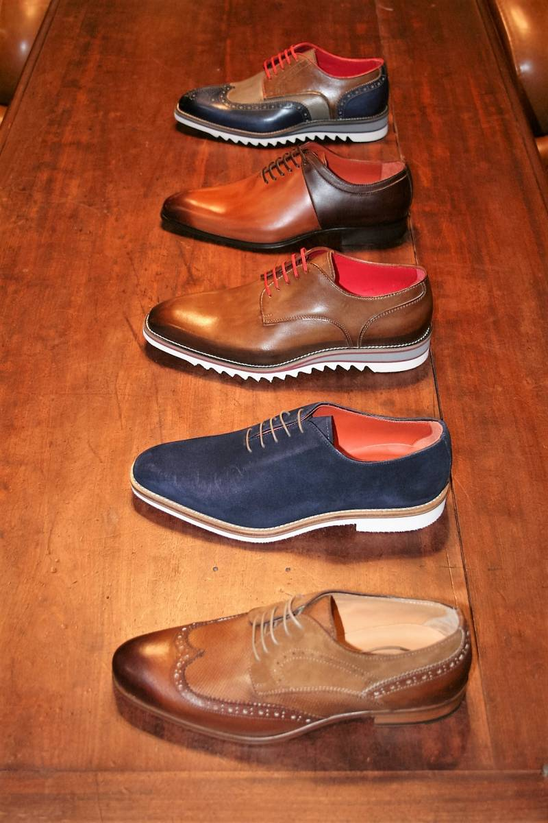 7a4e7cbf36f713 Nouvelle collection Flecs chaussures italiennes