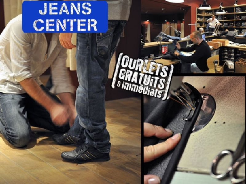 magasins jeans center