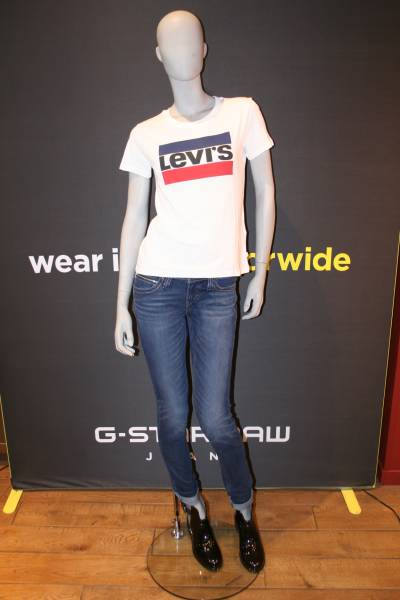 Tee shirt levi's ( The perfect graphic tee )